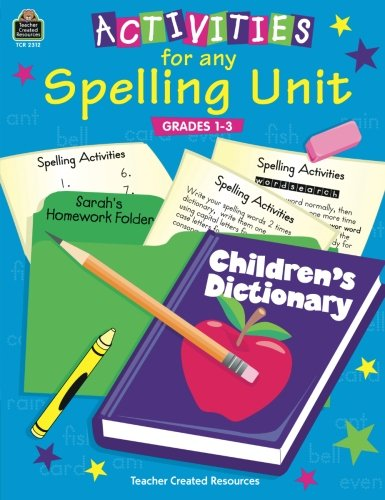 9781576903124: Activities for Any Spelling Unit