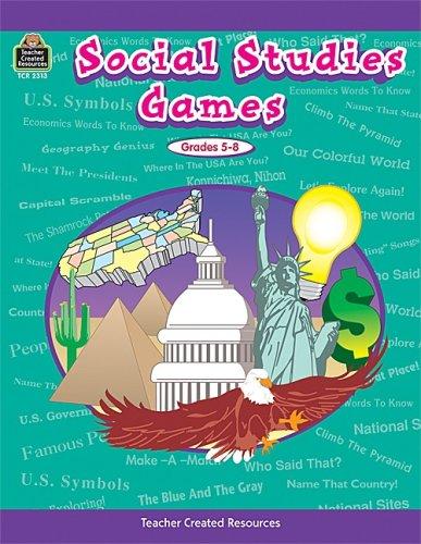 Social Studies Games: Joyce Gallagher