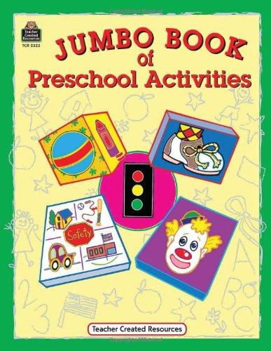 9781576903223: Jumbo Book of Preschool Activities