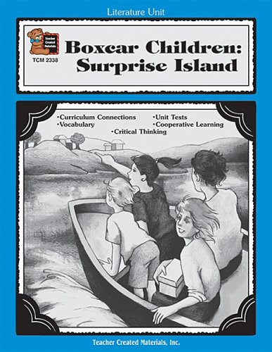 9781576903384: A Guide for Using Boxcar Children: Surprise Island in the Classroom