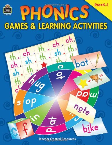 9781576903544: Phonics: Games and Learning Activities