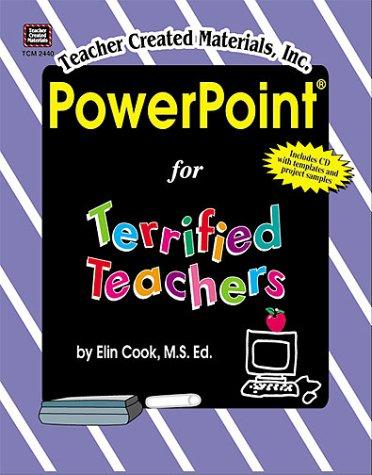 9781576904404: PowerPoint.. for Terrified Teachers
