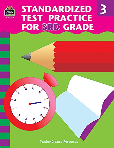 9781576906781: Standardized Test Practice for 3rd Grade