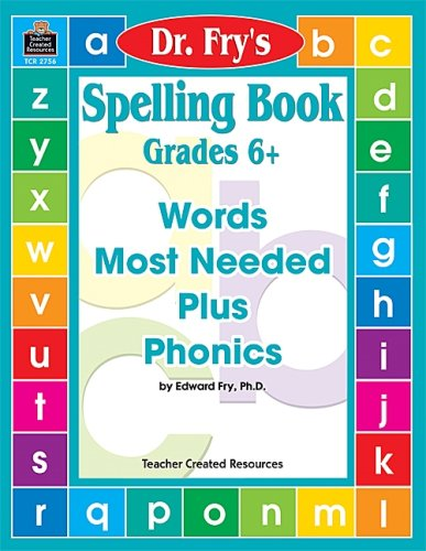 9781576907566: Spelling Book, Level 6+ by Dr. Fry