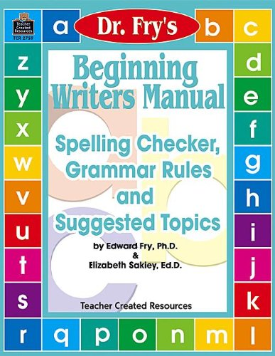 9781576907597: Beginning Writers Manual by Dr. Fry