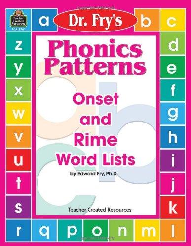 9781576907610: Phonics Patterns by Dr. Fry