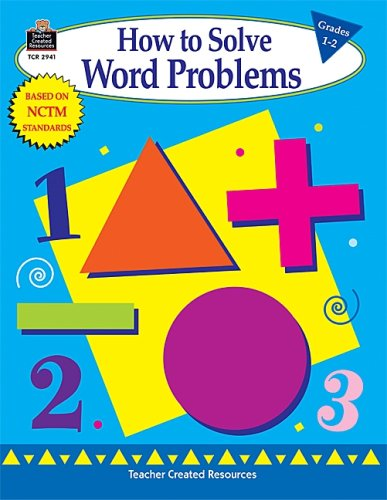 9781576909416: How to Solve Word Problems, Grades 1-2