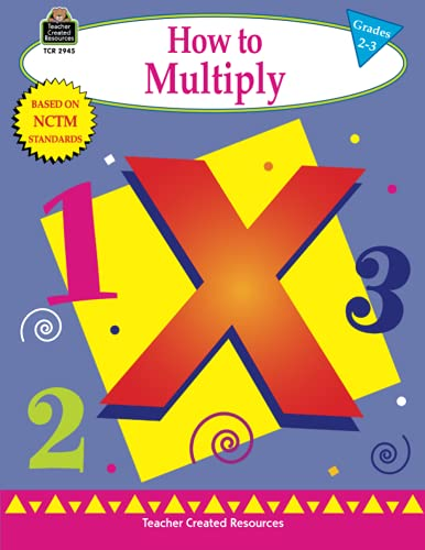 9781576909454: How to Multiply, Grades 2-3