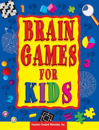 9781576909690: Brain Games For Kids (Trade Cover)