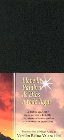 Holy Bible: Reina Valera 1869 Slimline Edition Bible (Spanish Edition)