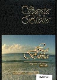 Pocket Bible-RV 1960 (Spanish Edition): Unidas, Sociedades Biblicas