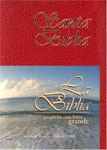 Spanish Pocket Bible-RV 1960-Zipper (Spanish Edition): Sociedades Biblicas Unidas