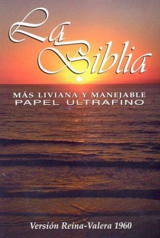 9781576976364: Spanish Reference Bible-RV 1960 (Spanish Edition)