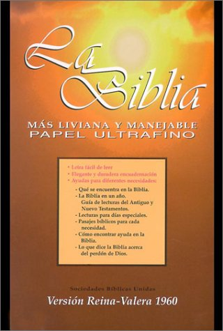 9781576976463: Spanish Thinline Bible-RV 1960 (Spanish Edition)