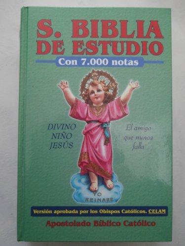 9781576976586: Biblia Catolica -S. Biblia De Estudio Con 7000 Notas
