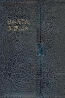 9781576979068: RVR 1960 Carry-Around Bible Vinyl Cover w/Zipper w/ Sideways Pocket & Conc RED (Spanish Edition)
