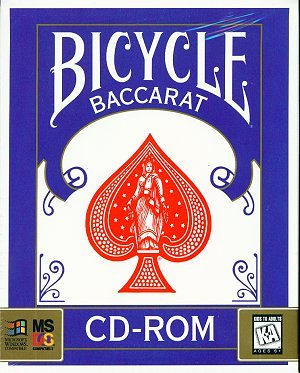 9781577090007: Bicycle: Baccarat CD-ROM; Windows Compatible, MSDOS Compatible