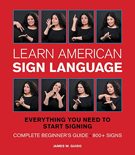 9781577151074: Learn American Sign Language