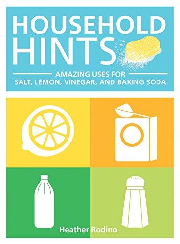 9781577151128: Household Hints: Amazing Uses for Salt, Lemons, Vinegar and Baking Soda
