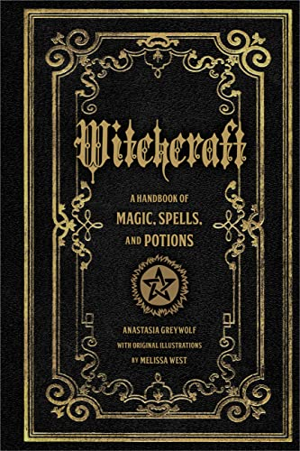 9781577151241: Witchcraft: A Handbook of Magic Spells and Potions