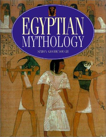 9781577170655: Egyptian Mythology (Mythology Series)