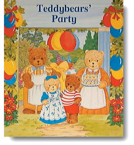 9781577171072: Teddybears' Party