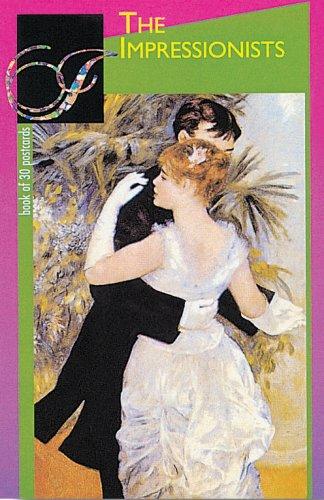 9781577171379: Impressionists Postcard Book (Postcard Books)