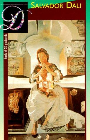9781577171386: Salvador Dali: Book of 30 Postcards (Postcard Books (Todtri Productions))