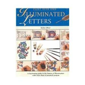 9781577172185: Paint Your Own Illuminated Letters