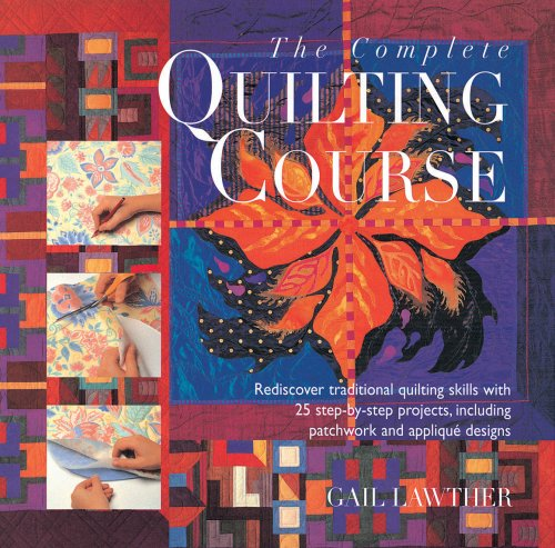 9781577172215: The Complete Quilting Course