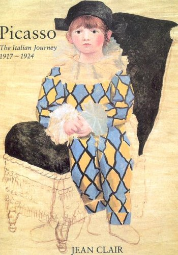 9781577173304: Picasso: the Italian Journey: 917-1924