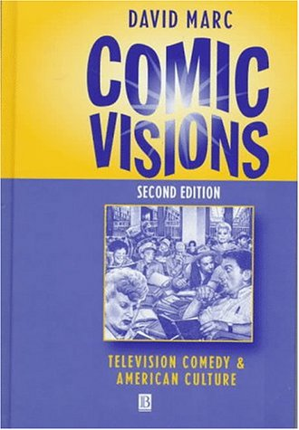 9781577180029: Comic Visions: Television Comedy and American Culture