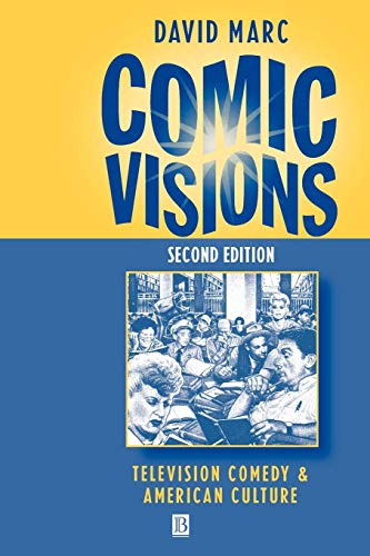 9781577180036: Comic Visions: Television Comedy and American Culture