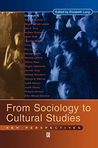 9781577180128: From Sociology to Cultural Studies: New Perspectives