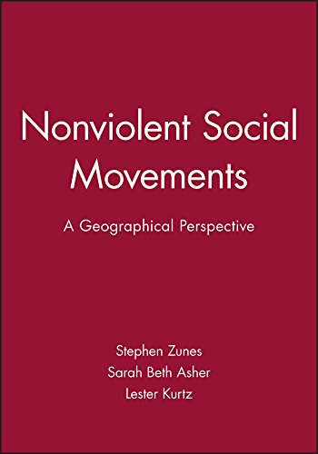 9781577180753: Nonviolent Social Movements: A Geographical Perspective