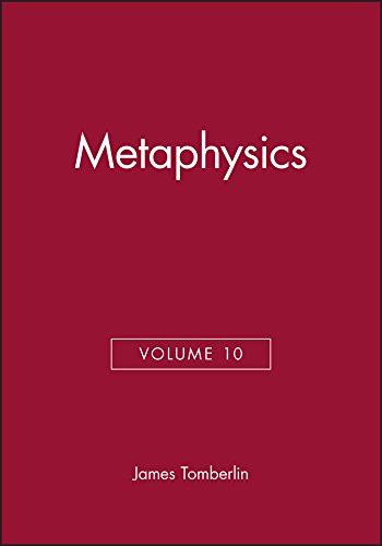 9781577181156: Metaphysics, Volume 10 (Philosophical Perspectives Annual Volume)