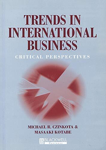 Readings in International Business: Czinkota