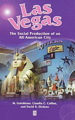 9781577181361: Las Vegas: The Social Production of an All-American City