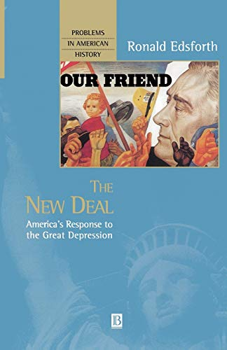 9781577181439: New Deal (P): America's Response to the Great Depression (Problems in American History)