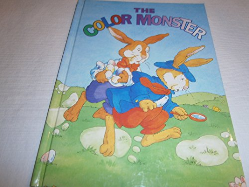 The Color Monster: Ron Fontes