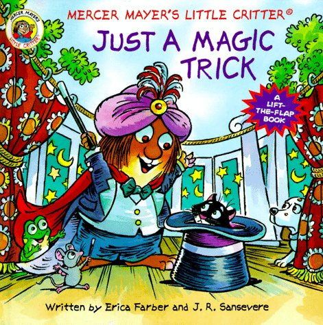 Just a Magic Trick (Mercer Mayer's Little: Farber, Erica, Mayer,