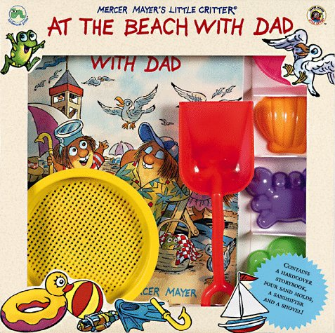 9781577193081: At the Beach With Dad (Little Critter)