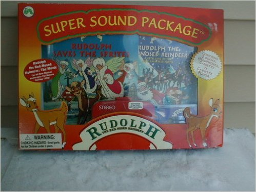 9781577194071: Rudolph the Red-Noised Reindeer: Super Sound Package