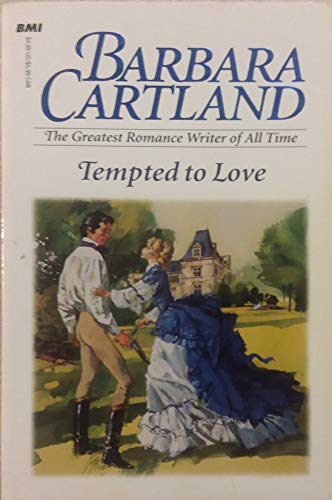 Tempted to Love (1577234227) by Barbara Cartland