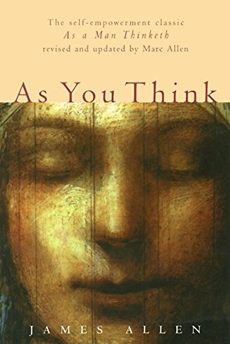 9781577310747: As You Think: Second Edition