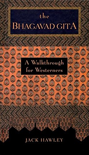 9781577311478: The Bhagavad Gita : A Walkthrough for Westerners