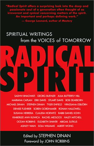9781577311997: Radical Spirit: Spiritual Writings from the Voices of Tomorrow