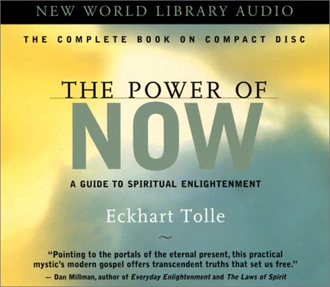 9781577312086: The Power of Now: Unabridged: A Guide to Spiritual Enlightenment