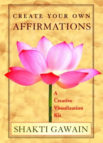 9781577314349: Create Your Own Affirmations: A Creative Visualization Kit