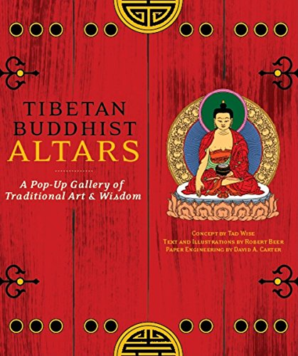 9781577314677: Tibetan Buddhist Altars: A Pop-Up Gallery of Traditional Art and Wisdom